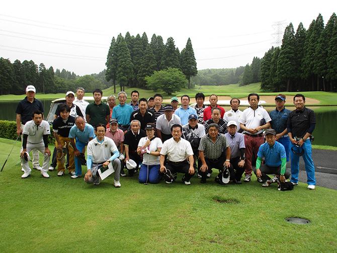 TTEC杯ゴルフコンペ