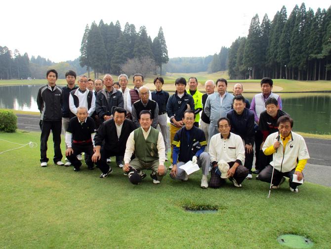 第39回TTEC杯ゴルフコンペ