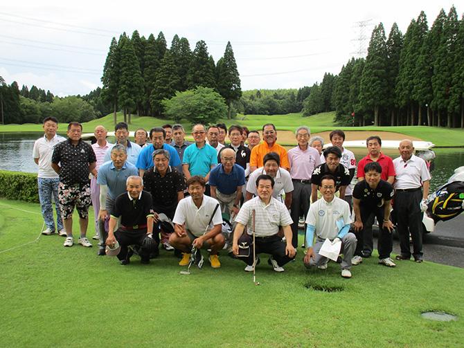 第40回 TTEC杯ゴルフコンペ1