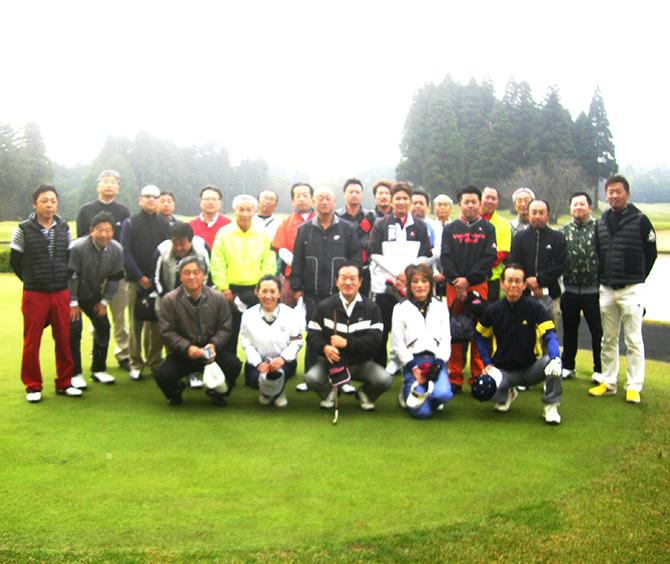第41回 TTEC杯ゴルフコンペ