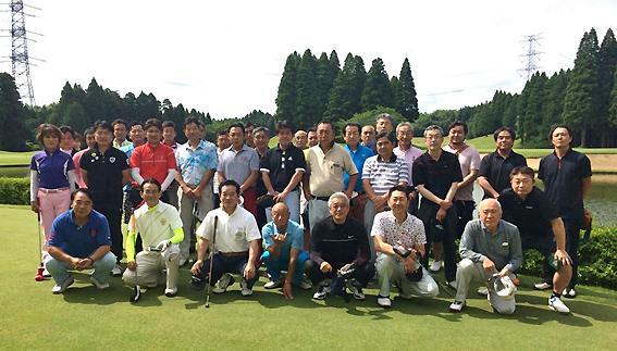第42回 TTEC杯ゴルフコンペ