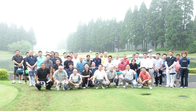 第46回 TTEC杯ゴルフコンペ